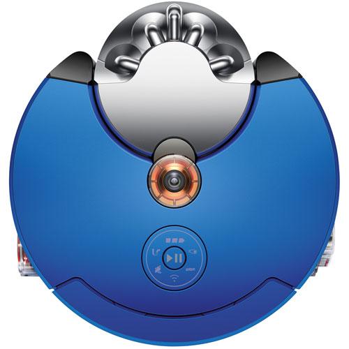 Aspirateur robot 360 Heurist de Dyson - Bleu