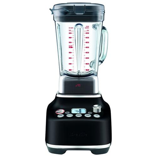 Breville Super Q 2L 1800-Watt Stand Blender - Black Truffle