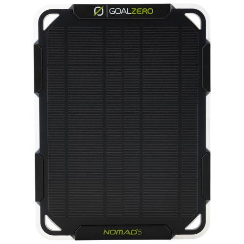 Goal Zero Nomad 5 Solar Panel Charger - 5 Watts