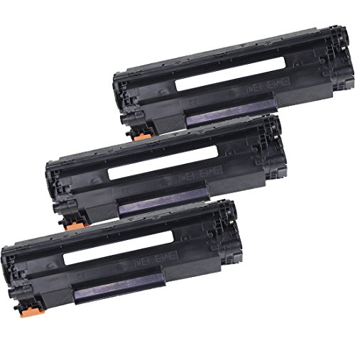 3 Inkfirst Compatible Toner Cartridges Replacement for HP CF279A 79A Laserjet Pro MFP M26a MFP M26nw M12a M12w