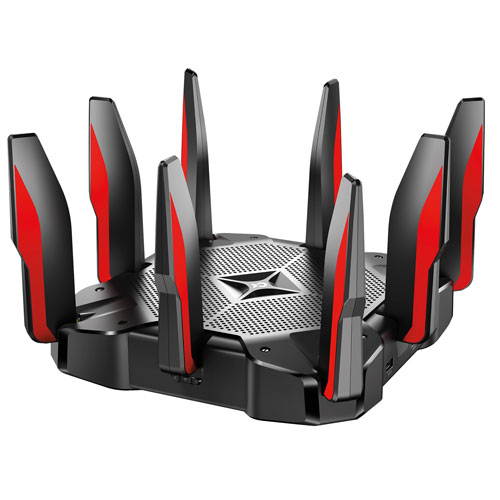 TP-Link Archer AX11000 Tri-Band Wi-Fi 6 Gaming Router - Only at Best Buy