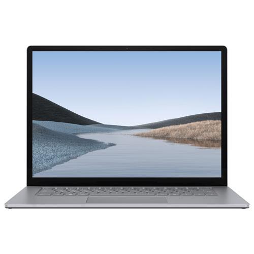 Microsoft Surface 3 15 Touchscreen Laptop Platinum Amd Ryzen 7 512gb Ssd 16gb Ram English Best Buy Canada