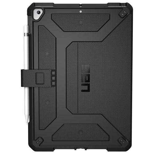 "UAG Metropolis Folio Case for iPad 10.2"" - Black"