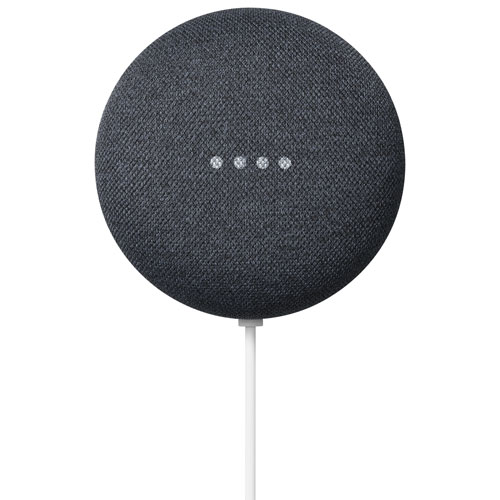 Google Nest Mini (2nd Gen) - Charcoal GA00781-CA