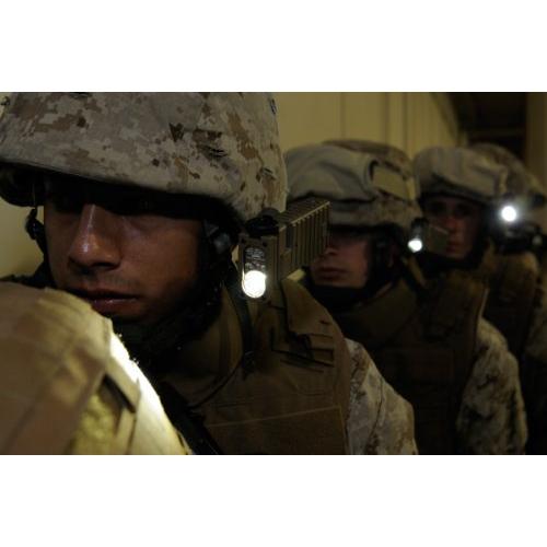 Streamlight 14032 Sidewinder Military Tactical Flashlight w// Articulating Head