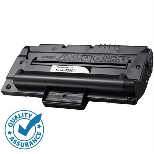 Printer Pro™ Samsung SCX-D4200/4200/Samsung4200 Black Toner Cartridge-Samsung Printer SCX-4200