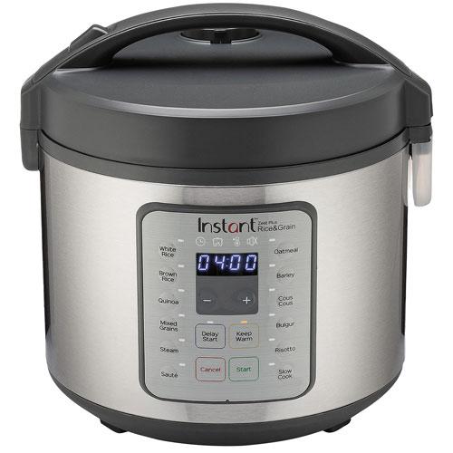 Instant Pot Zest Plus Rice and Grain Cooker - 20-Cup