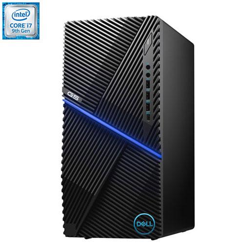 Dell G5 Gaming Pc Abyss Grey Intel Core I7 9700 512gb Ssd 16gb Ram Geforce Rtx 2060 Best Buy Canada