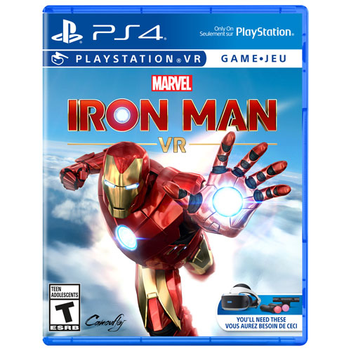 Marvel's Iron Man VR pour PlayStation VR
