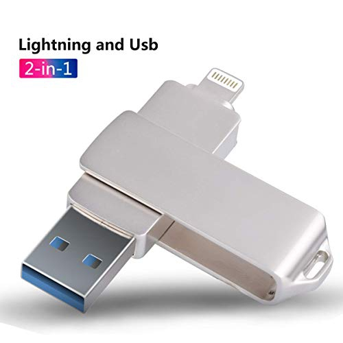 Iphone Usb Flash Drive 64gb For Iphone Xr Xs Max Ipad Lightning External Storage Photo Stick For Iphone X Iphone Best Buy Canada