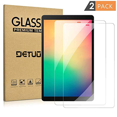 2 Pack Samsung Galaxy Tab A 10.1 SM-T510 //T515 Tempered Glass Screen Protector