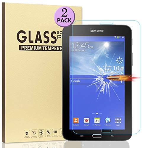 Tempered GLASS Screen Protector For Samsung Galaxy Tab E Lite 7.0 Tab 3 7.0 T110