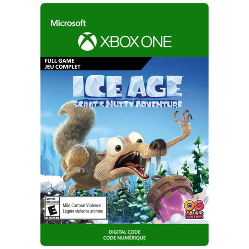 Ice Age: Scrats Nutty Adventure - Digital Download