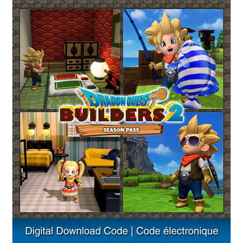 Dragon Quest Builders 2 Season Pass - Digital Download