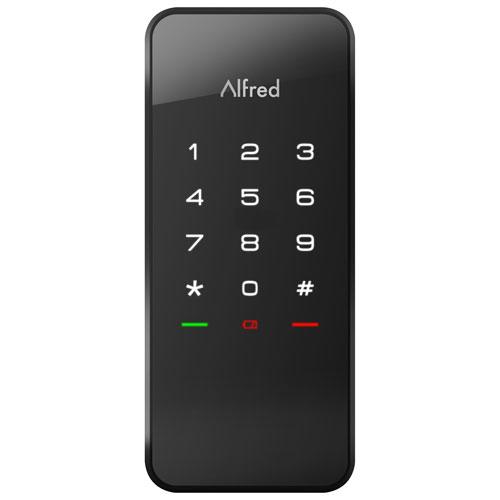 Alfred DB1 Bluetooth Smart Lock - Black