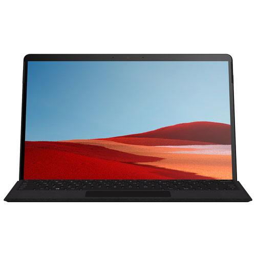 "Microsoft Surface Pro X 13"" 128GB Windows 10 LTE Tablet with SQ1 Processor/8GB RAM - Black"