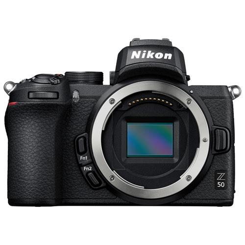 Nikon Z 50 Mirrorless Camera (Body Only)