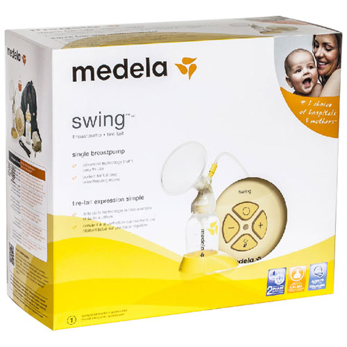 Medela Swing Single Electric Breast Pump Best Buy Canada