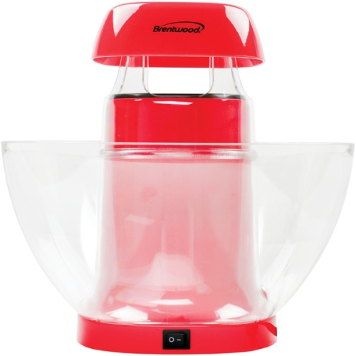 Brentwood Appliances PC-490R Jumbo 24-Cup Hot-Air Popcorn Maker
