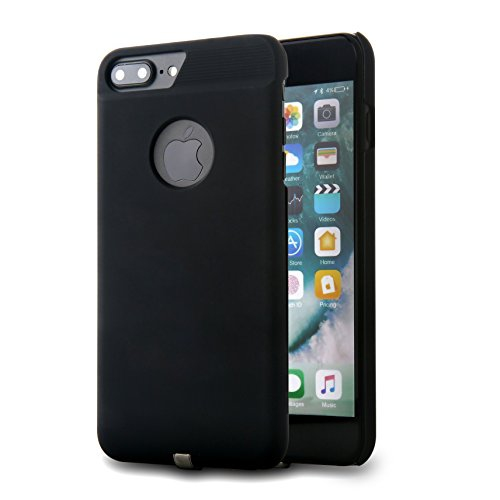 Wireless Charging Receiver Case for iPhone 7 Plus / 6s Plus / 6 Plus, Induction Charger Receiver Qi Technology Wireless