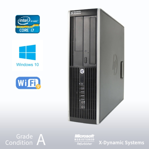 Refurbished Hp Elite 8300 Sff Desktop Intel I7 3770 3 4ghz 32gb New 960gb Ssd Dvd Win10 Pro Fast Ac 600 Wifi Usb Best Buy Canada