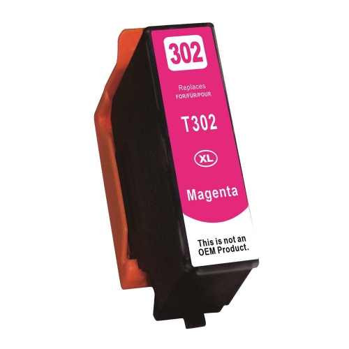 Compatible Epson T302XL320 Magenta Inkjet Cartridge By Superink