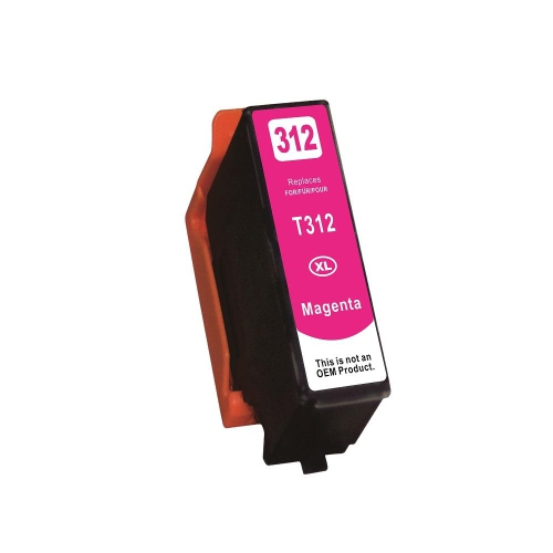 Compatible Epson T312XL320 Magenta Inkjet Cartridge By Superink