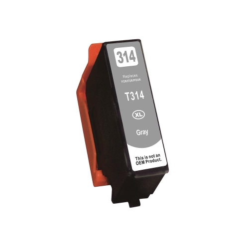 Compatible Epson T314XL720 Grey Inkjet Cartridge High Yield By Superink