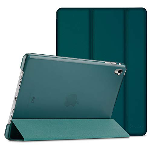Procase Ipad Pro 9 7 Case 2016 Old Model Ultra Slim Stand Smart Case Shell With Translucent Frosted Back Emerald Best Buy Canada
