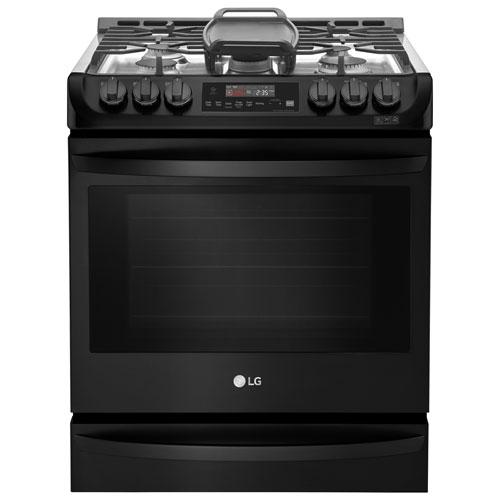 6 x loisirs noirs pour four cuisinière plaque de cuisson et brûleur boutons