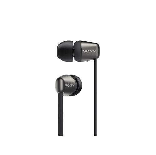 Sony Wic310 In Ear Bluetooth Headphones Black Open Box Best Buy Canada