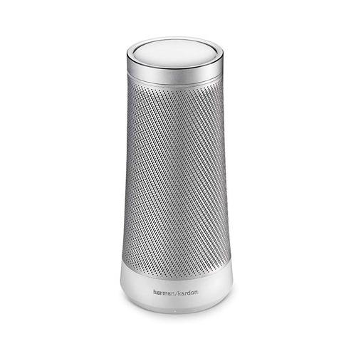 Harman Kardon Invoke Voice Activated Speaker - Silver | Best Buy ...