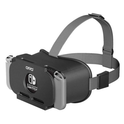VR Labo for Nintedo Switch, 3D Labo Virtual Reality Glasses Headset for YouTube & Super Smash Bros. & Super Mario Odyssey