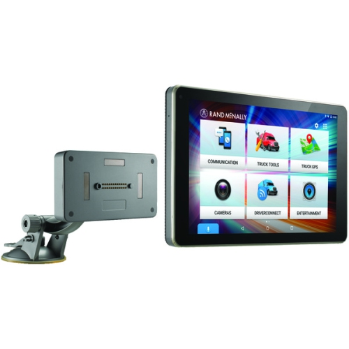 Rand Mcnally Gps >> Rand Mcnally 528017829 Overdryve 8 Pro 8 Truck Gps Tablet With Dash Cam Bluetooth Siriusxm Ready