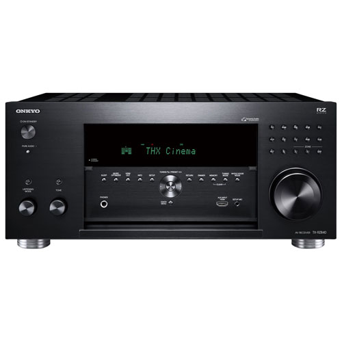 Récepteur AV réseau Ultra HD 4K 9.2 canaux TX-RZ840 d'Onkyo