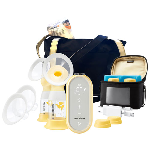 Medela Freestyle Flex Double Electric Breast Pump With Cooler
