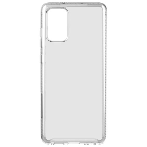 tech21 Pure Clear Fitted Soft Shell Case for Galaxy S20+ - Clear