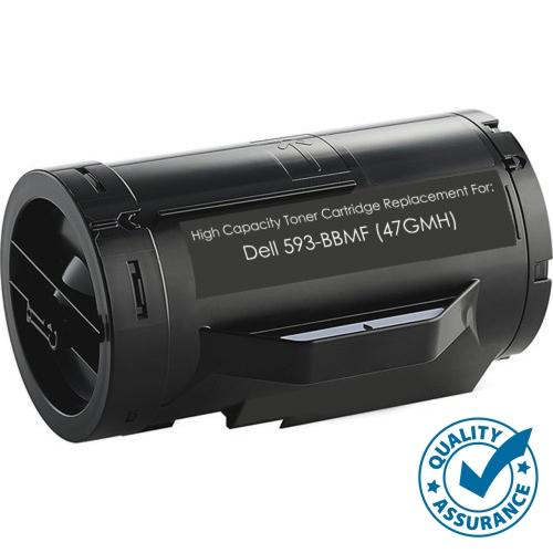 Printer Pro™ Compatible Dell 593-BBMF High Yield Black Toner Cartridge - Dell Printer H815dw/S2810dn /S2815dn