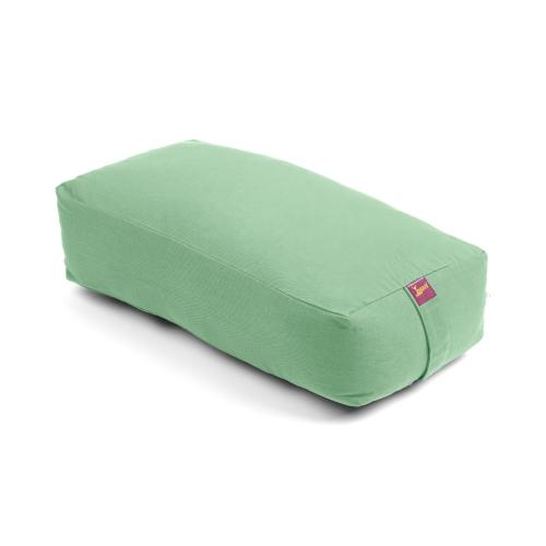 Yoga Bolster - Large Rectangular Cotton Filled - 1pc