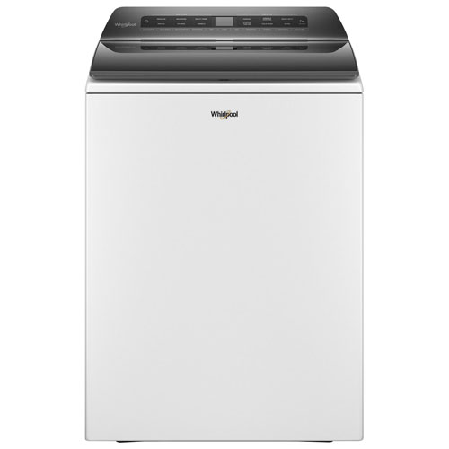 Whirlpool 5.4 Cu. Ft. High Efficiency Top Load Washer - White