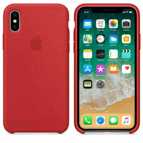 Cableshark Silicone Case For Apple Iphone 11 Cover Red Best Buy Canada