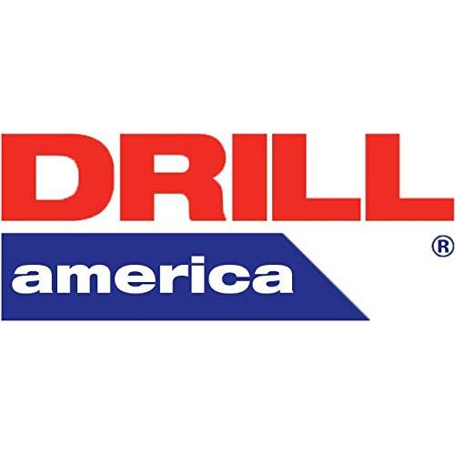D//ASTCO40 Pack of 12 40 Cobalt Heavy Duty Split Point Stub Drill Bit