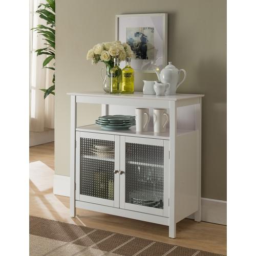 K06 White Wood Kitchen Storage Cabinet Best Buy Canada