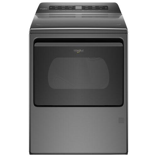 Whirlpool 7.4 Cu. Ft. Gas Dryer - Chrome Shadow