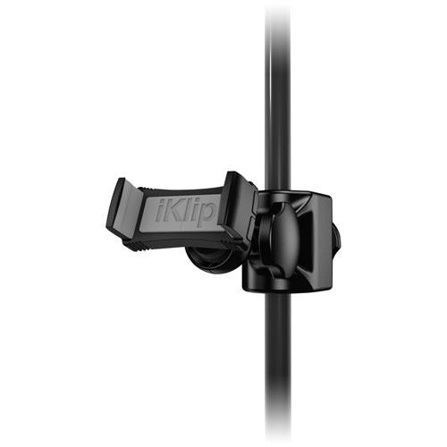 IK Multimedia iKlip Xpand Mini Expandable Mic Stand Mount for Smartphones