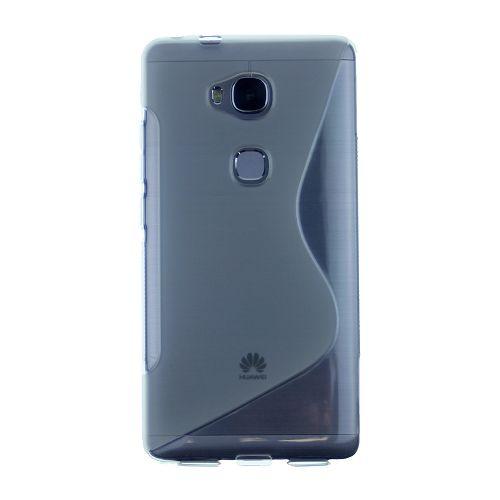 Huawei GR5 S Line Soft TPU Case, Clear
