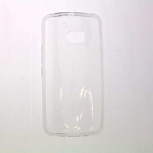 HTC M10 S Line Soft TPU Case, Clear