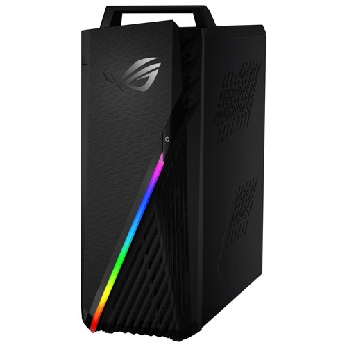 ASUS Strix Gaming PC - Star Black (AMD Ryzen 7 3700X/2TB HDD/512GB SSD/16GB RAM/GeForce RTX 2070S) G15DH-SBR77X-CB