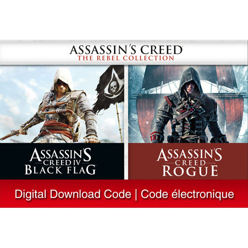 Assassin's Creed: The Rebel Collection - Digital Download