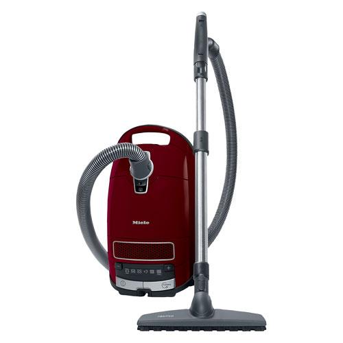 Aspirateur-chariot Complete C3 Limited Edition de Miele - Rouge baie